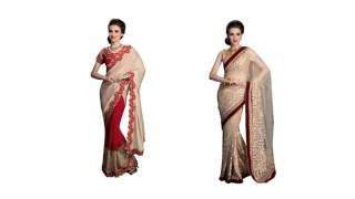 Designer Saree for Indian Women Winter Collection