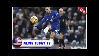 Man utd boss jose mourinho plots shock £90m swoop for chelsea star eden hazard| NEWS TODAY TV