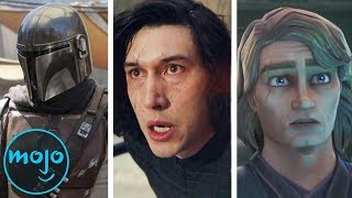 Every Single Upcoming Star Wars Movie and TV Show