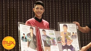 DARREN ESPANTO On Receiving Awards For 'Darren' and 'Be With Me' Albums!