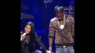 "Nicki Minaj Says ""Me And Fetty Wap Did Something Together Its Coming Out Soon"""