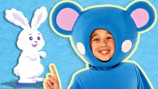 Little Bunny Foo Foo | Song For Kids | Mother Goose Club Songs for Children