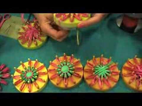 Vintage Flower Looms CRAFT Video Podcast