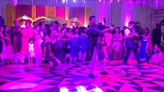 Baawre - Mehndi Dance Performance | Ashwan Kumar