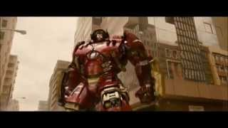 Avengers Age Of Ultron Awake And Alive Skillet Music Video