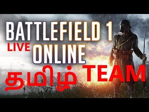 Battlefield 1 Bairavaa 2017