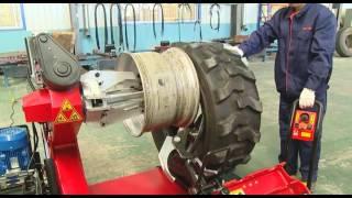 truck tire changer