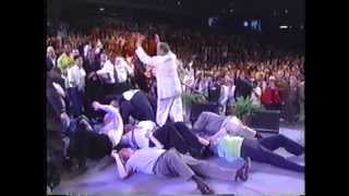 Benny Hinn Prays for Pastors & Ministers - POWERFUL!!!!!!! First Time Released!!!