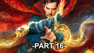 Doctor Strange All Quests + Ending Gameplay Part 16   Marvel: Future Fight