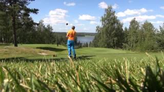 Golfarin kenttätestissä Nordcenter Fream