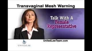 Transvaginal Mesh Lawsuit Settlements | 888-586-7994