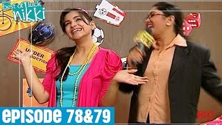 Best Of Luck Nikki | Season 3 Episode 78 & 79 | Disney India Official