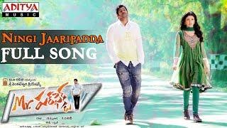 Mr Perfect Telugu Movie Ningi Jaaripadda Full Song || Prabhas, Kajal Agarwal