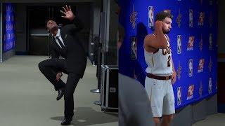 NBA 2K18 My Career - Boo Boo Does Yoga?UA Free Sneakers!Ankle breaker Unlocked!PS4 Pro Gameplay
