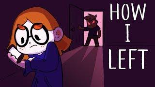 How I Left My Abusive (ex) Boyfriend