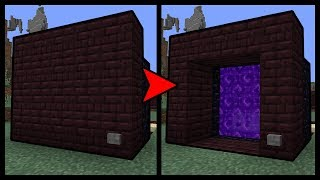 Come Fare Un Letto Su Minecraft : Cuscino nel letto di minecraft!!😱 personalizzazione segreta letto