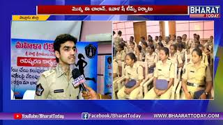 Nellore Dist SP Aishwarya Rastogi Face To Face | Law and Order | BharatToday
