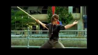 Hrithik Roshan in and as KRRISH - SWORD SCENE HD