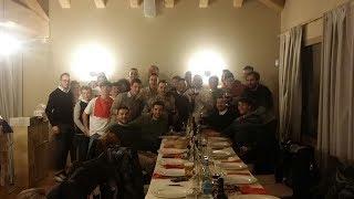 Città di Mestre, cena di Natale 2017