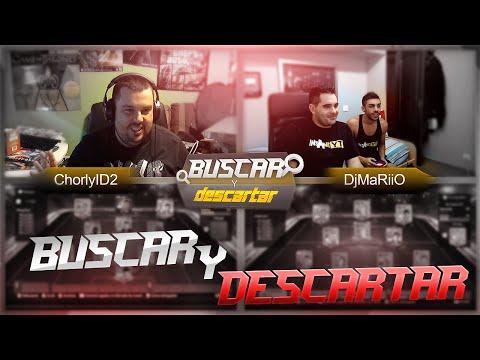 FIFA 15 | BUSCAR Y DESCARTAR | Discard Challenge | DjMaRiiO vs Chorly