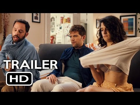 Xxx Mp4 My Blind Brother Official Trailer 1 2016 Adam Scott Comedy Movie HD 3gp Sex