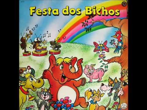 Festa dos Bichos Lado B 05 Turminha Patati Patata A Vaquinha
