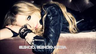 Avril Lavigne- hush hush (subtitulado en español )