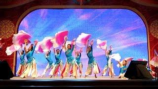 River Hongbao 2014 - NYGH Nanyang Girls High School - Chinese Dance