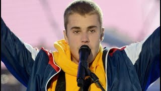 Justin Bieber Reveals Why He Canceled His Purpose Tour