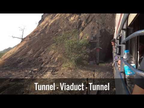 Deccan Express : Lonavala to Dadar, Journey Compilation