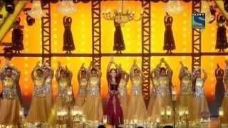 Madhuri Dixit performance Filmfare 2014 part 1