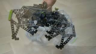 Lego Motorized Theo Jansen's Walker
