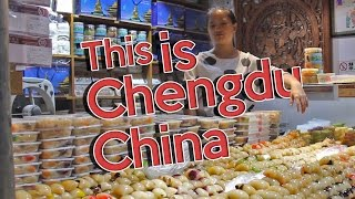 Jin Li Ancient Street - Food, Shopping, and Fun | This is Chengdu, China