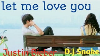 Let Me Love You /korean mix