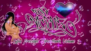 Dj Viciouz Latin Freestyle Throwdown Volume 2