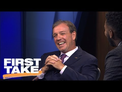 Jimbo Fisher Shares Expectations For Florida State This Season First Take ESPN