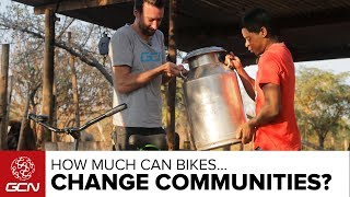 How Much Can Bicycles Change Communities? | World Bicycle Relief On GCN