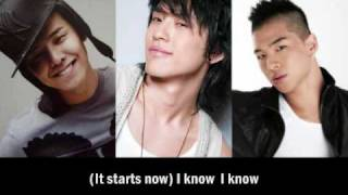 Se7en feat. G-Dragon & Tae Yang - Run [Eng. Sub]
