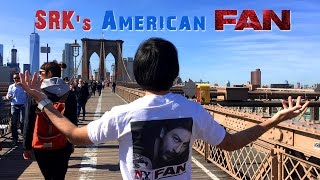 American FAN | Shahrukh Khan | Jabra FAN Song | #FanAnthem | Full Song