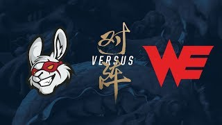 MSF vs. WE | Group Stage Day 7 | 2017 World Championship | Misfits Gaming vs Team WE