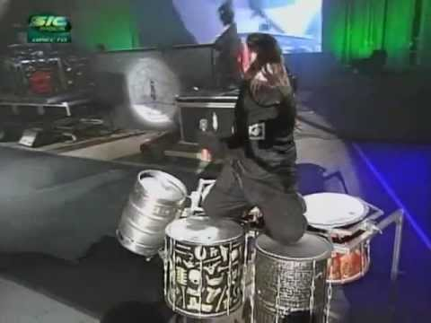 Slipknot - Disasterpiece Live Rock in Rio 2004