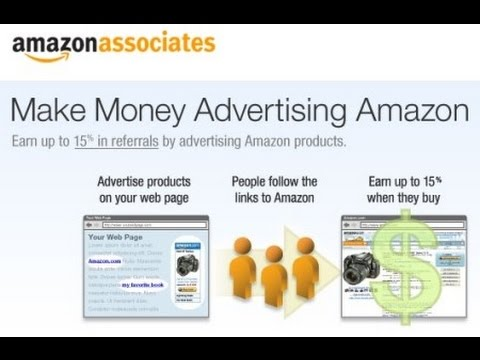 How to recieve amazon affiliate payment to your paypal account