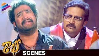 NTR gets Emotional in Rakhee Court Scene | Rakhee Telugu Movie Scenes | Ileana | Telugu Filmnagar
