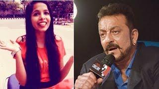 Sanjay Dutt Reacts on Dhinchak Pooja