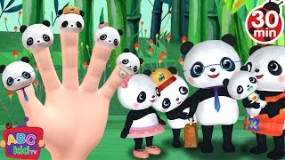 Finger Family Song Collection - ABCkidTV
