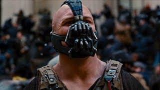 Batman Movie Villains: Bane (Tom Hardy)