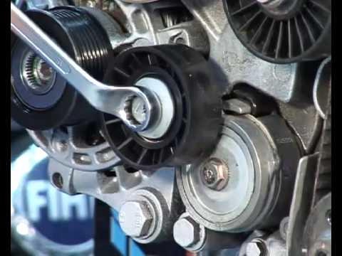 DAYCO Control y sustitución componentes de la transmisión auxiliar.