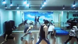SHINee - Dance Break Practice