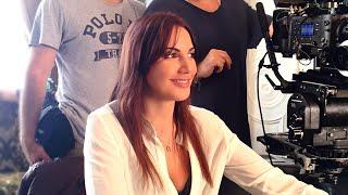 Film NUTS  Teaser Trailer -(Darine Hamze as Lanna)-  دارين حمزة في ورقا بيضا