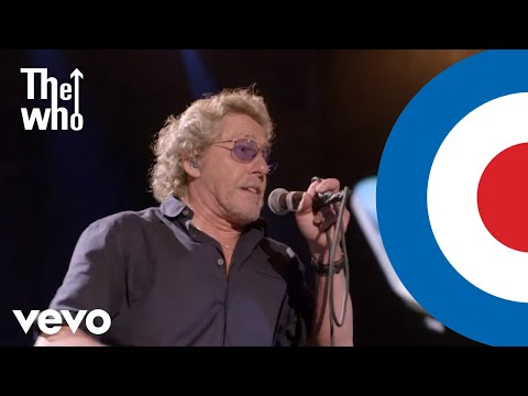 The Who - Pinball Wizard - Live In Hyde Park, London  2015
